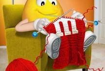 Knitting is IN / by Sandra Julian
