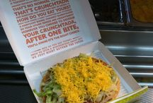Eating Better with Del Taco / by Gabrielle Marshall