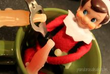 The Elf On The Shelf / by Written By Mama
