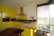 Kitchens / by Sheryl Flint