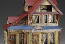 Dollhouses / by Kathy Faye