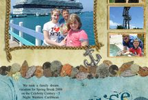 Scrapbook inspirations / by Kelly Temple