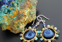 JEWELRY / I love colorful and funky jewelry.   / by Leslie Guerci