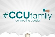 #CCUFamily / Coastal Carolina University is proud to present the semester-long social media campaign, #CCUfamily. Students featured are nominated either by a staff or faculty member and then approved by the Dean of Students. If you have questions about this campaign or would like to nominate a student, please contact Brent Reser (breser@coastal.edu).  / by Coastal Carolina University
