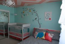 Baby Cambri's room / by Jennifer Bray