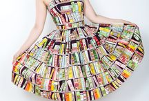 Books are the New Black / Fashionable ways to show your book love! / by Westerville Library