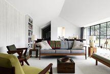 interiors / by astrud morgan