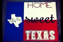 Texas forever  / by Caitlin Cook