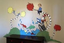 Kid's Room / murals for kids / by Kathy Sloan Thacker