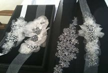 Bridal Accessories / Embellished belts, jewelries, shoes, and what else... / by Perfect Bridal
