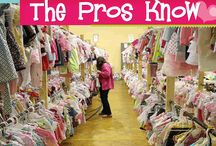 Consigning Tips (and Local MA Sales) / Tips to help turn your outgrown children's things into cash i your pocket (for more things!) / by Heather Salvucci Gifford