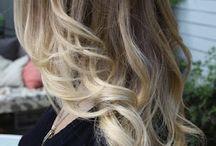 Hair, Nails and Makeup / Hair nails makeup / by Alicia Burson