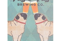 Pugs / by Ashley Bowers