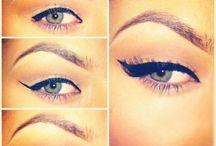 Makeup hair nails <3 / by Teresa Agron
