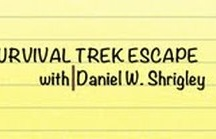 SURVIVAL TREK ESCAPE - New Survival TV Series / by Daniel Shrigley