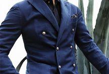 Men Styles / by Tesia Regina