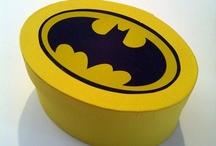 Fun-Batman & Superheros / by Tina Hoffman