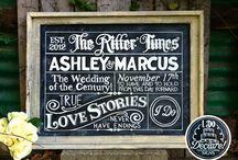 My wedding... I did! / by Amber Bren