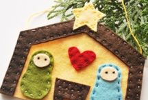 Christmas Craft Ideas / by Catherine Tait