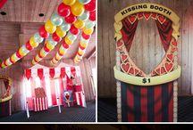 Old Timey Circus Volunteer Appreciation! / by Megan Koch