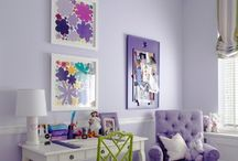 Girl Rooms / by Lindsay Romney