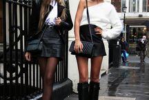 Street Fashion / by Mo Mathebe