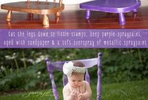 Photography Studio Props and Backdrops / by Brandi Cottingham