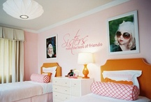 Girl Room Ideas / by Brianne Davidson