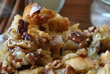 Recipes - Bread Pudding / by Sherry Zhen
