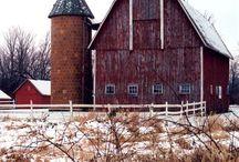 I love old barns and bridges / by Julie Thomas Giesbrecht