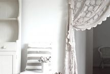Curtains ideas / by BM