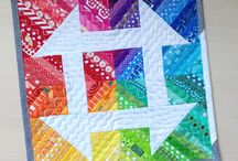 Mini Quilt Mania / by Sassafras Lane Designs