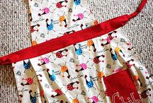 Aprons / by Daisy Duck