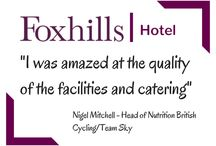Foxhills Testimonials / If you're new to Foxhills, have a look at what people have to say about us. / by Foxhills Hotel and Resort