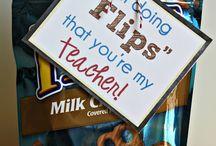 Teacher Gift Ideas / by Kami Griesbaum