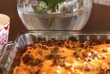 Breakfast casserole / by Susan Cozort Jones