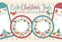 Holiday Printables FREE / by Andrea Cammarata