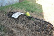 Death people and graveyards / by Cila De Koning