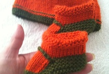 Crochet and Knitting / by Stefana Doina Tarca