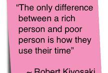 Robert Kiyosaki's thoughts / by ♥ Wonderful Life ♥