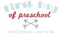 Preschool / by Joy Struckman