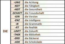 Learning German / Ich lerne Deutsch! / by Shannon Walbran