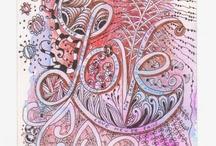 Zentangle / by Sheri May