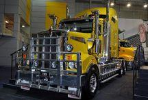 Trucks  / Trucks / by Michon Visscher