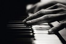 PIANO / by Lizzy Rupertus
