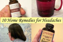 home remedies / by Jackie Counter