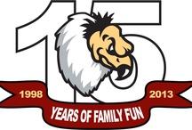 15th Anniversary Logo / by Bakersfield Condors