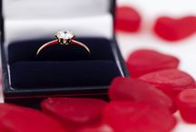 Where Love Takes You This Valentine's Day / by Amoro Jewelry