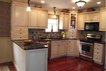 kitchens / by Pam Cook
