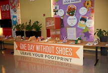 TOMS One Day Without Shoes Style Your Sole Auction / by American Greetings